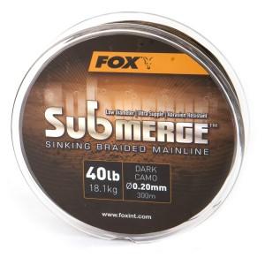 Submerge™ Sinking Braided Mainline-0,16mmx300m
